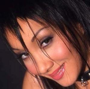 La porno-star française Katsumi
