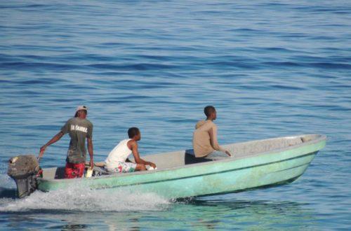 Article : Madi Saïd ou le quotidien d'un pêcheur comorien