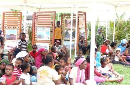 Article : La bibliothèque de Pamandzi en fête