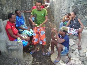 Des enfants tentés par la drogue/Photo Ibn Bilal