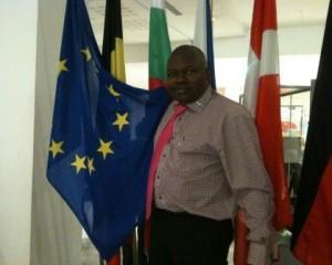Saïd AHAMADI, 3ème Vice-Président du Conseil Général en charge de la coopération régionale et des affaires européennes depuis le 3 avril 2011.