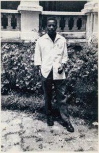 Dr Benali Bacar. © M.B. Assoumani
