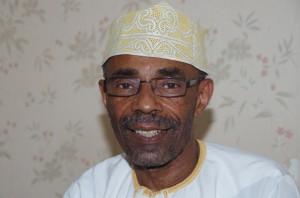 M. Ahamada Mohamed. © M.B. Assoumani