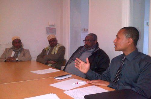Article : ACUM une association de Mohéliens en diaspora