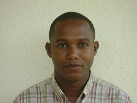 Bakri Nadhurou , primatologue comorien
