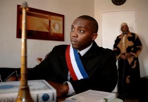 Nassurdine Haïdari, élu français d'origine comorienne