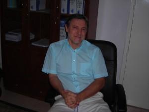 Frédéric de Souza, consul de France à Anjouan, de janvier 2009 à mai 2010.